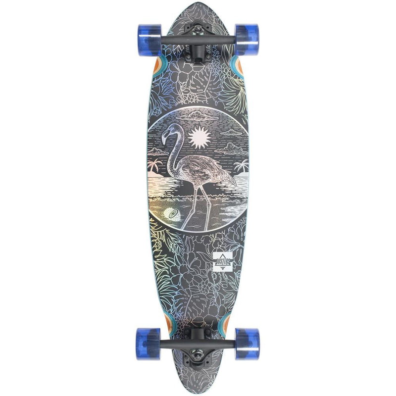 Dusters Lush Longboard Complete