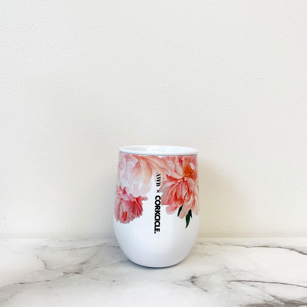 Corkcicle Ashley Woodson Bailey Stemless Tumbler