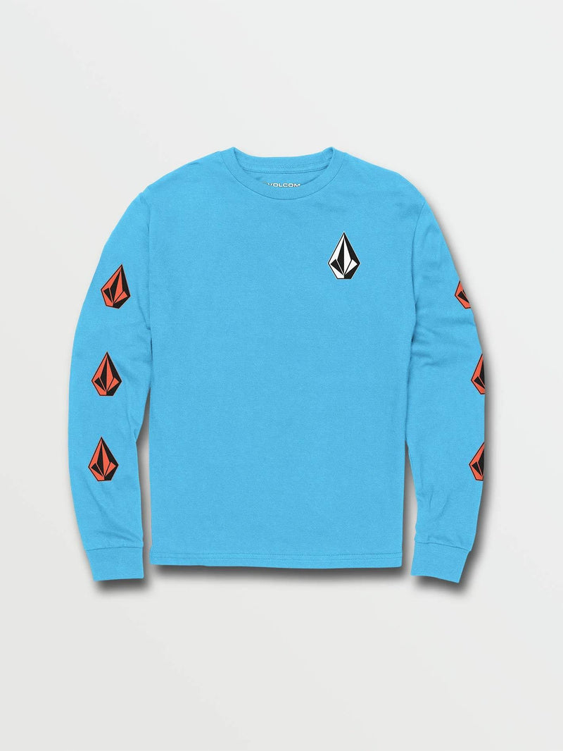 Volcom Little Boys Deadly Stones Long Sleeve Tee
