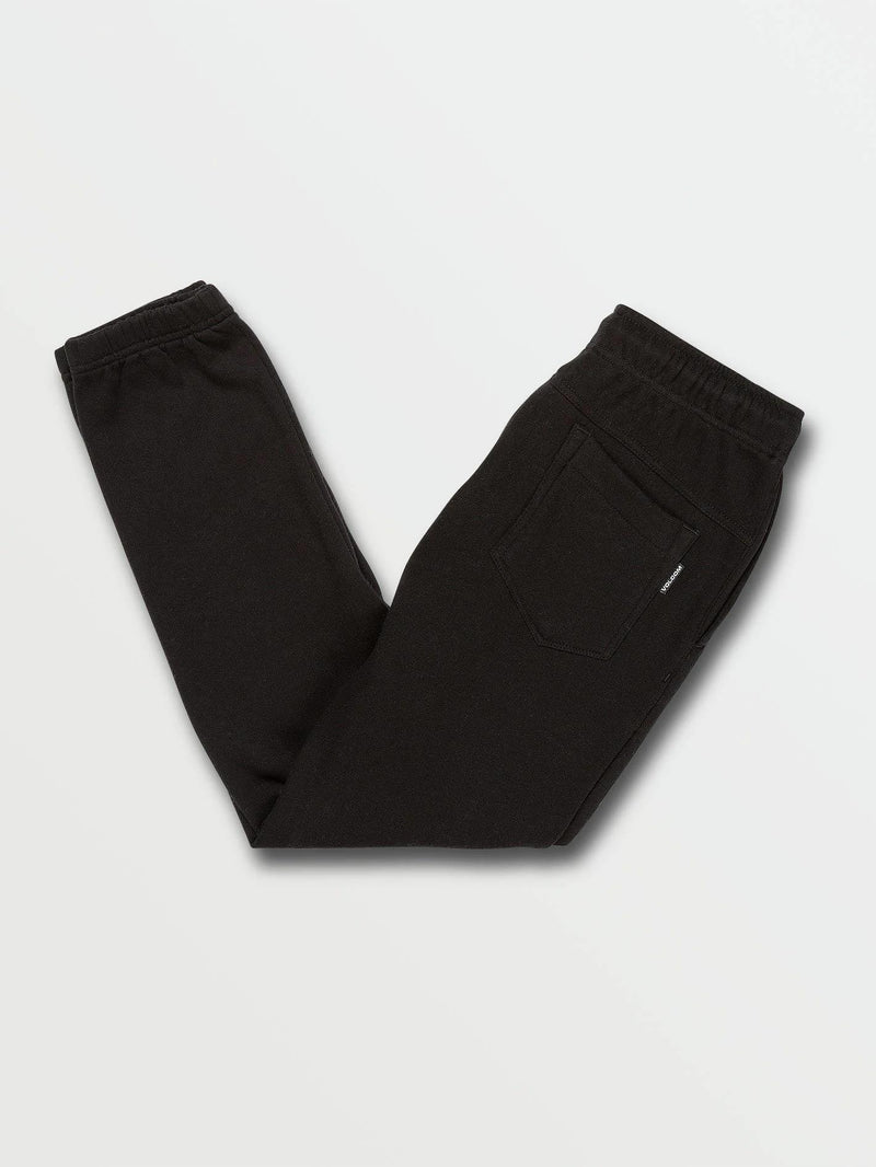 Volcom Big Boys Stone Slack Fleece Pants