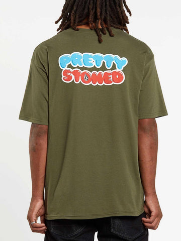 Volcom Pretty Stoned T-Shirt