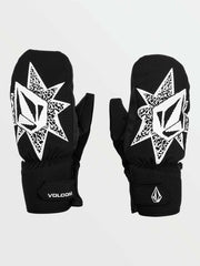 J6852107,VOLCOM, BLACK,MEN MITTS