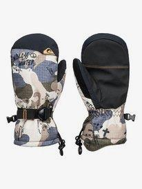 EQBHN03031-KZM6-CAMO-QUIK SILVER-YOUTH MITTS