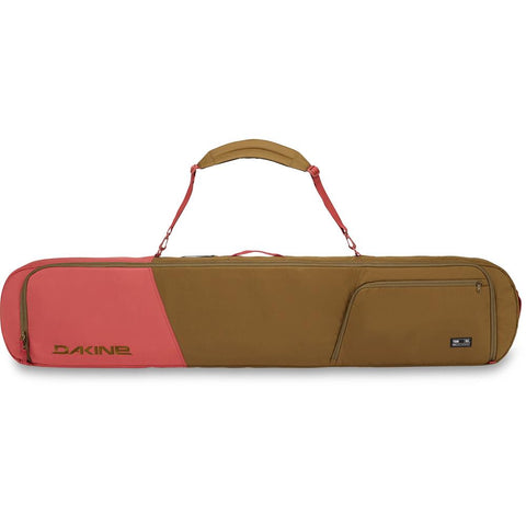 10001467-Dark Olive/ Dark Rose, Dakine, Tour Snowboard Bag,