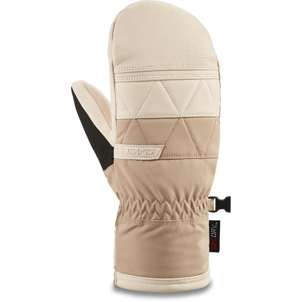 10003144-Stone/Turtle Dove, Dakine, Fleetwood Mitts, Womens Mitts