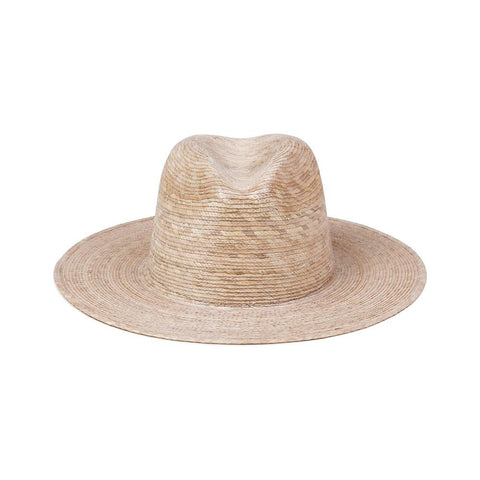 PALMAFED1, NATURAL, LACK OF COLOR, PALMA FEDORA, WOMENS HATS, SPRING 2020