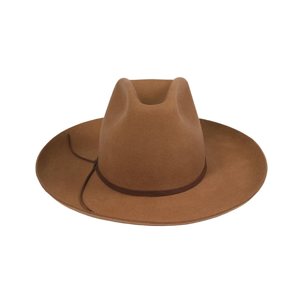 GOLDFINGTK, BROWN, THE GOLDFINGER, LACK OF COLOR, WOMENS HATS, SPRING 2020