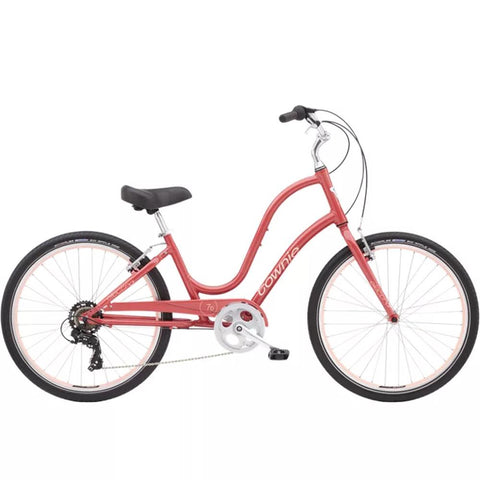 "curry, electra, townie 7D 24"" Step Thru, cruiser bike,"