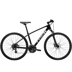Trek, Dual Sport 1, Black, Mountain Bike