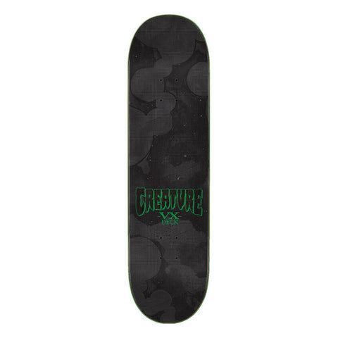 11115899, Creature, VX Deck Wilking Infinite, Skateboard Decks, Green Brown