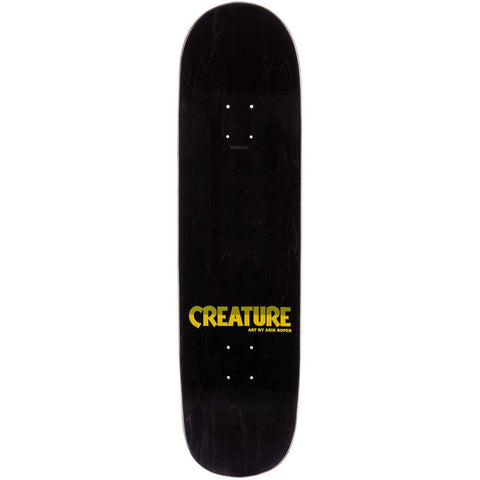 11115902, Creature, Baekkel Oasis Deck, Skateboard Decks, Red, Multi