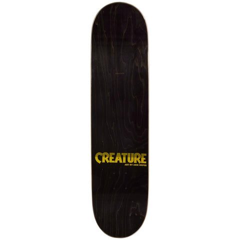 11115903, Creature, Reyes Oasis, Skateboard Decks, Red, Multi