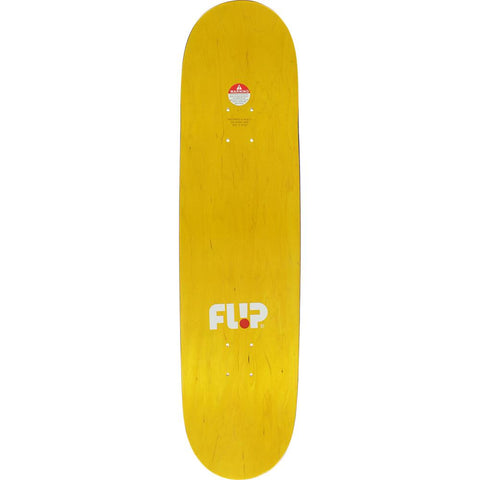 FL00163, Flip, Deck Oliveria Glitch, Skateboard Decks, Green, Black