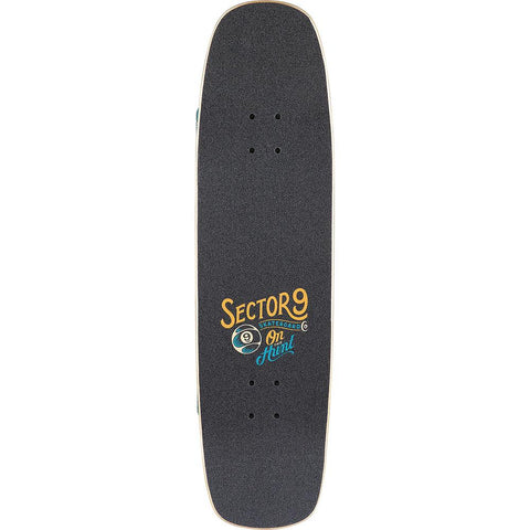S919AO-COMP-0039, Sector 9, Longboard Complete, Blue, Ambush Woodshed Complete