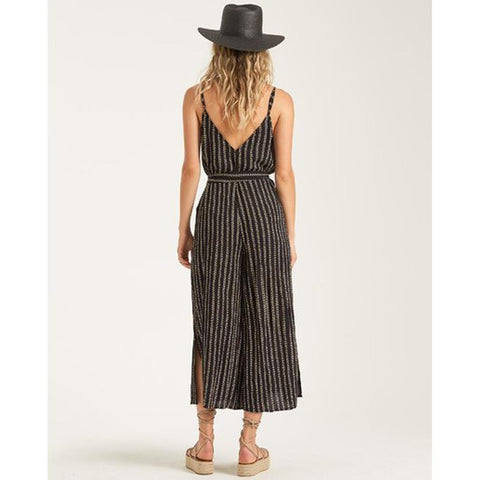 JN17TBSH-BLK, Black, Jumpsuits, Womens Jumpsuit, Womens Romper, Billabong,
