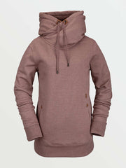 Volcom Womens Tower Pullover Fleece