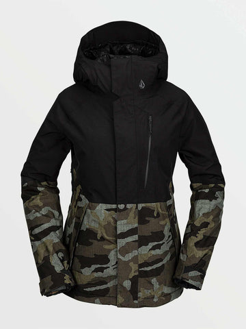 Volcom Womens Aris Insulated Gore-Tex Jacket