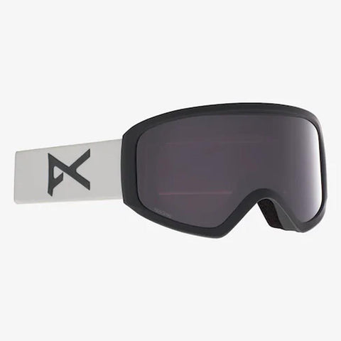 22259100021, Frame: Slate, Lens: PERCEIVE Sunny Onyx, Anon, Womens Goggles, Insight