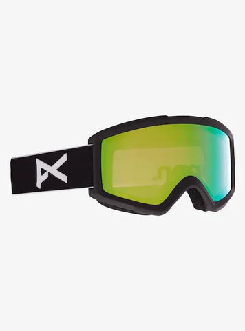 22257100002-BURTON-MENS GOGGLES-BLACK/GREEN