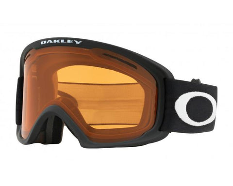 OO7112-02-OAKLEY-GOGGLES-MATTE BLACK WITH PERSIMMON