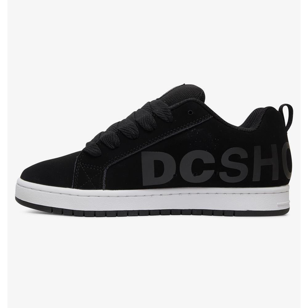 300927-XKSK, DC, Black, Skate Shoes,