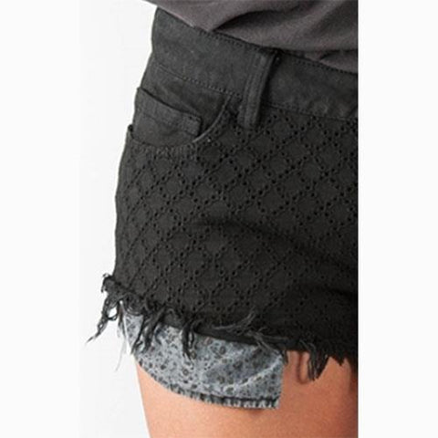 Element Quincy Womens Jean Shorts