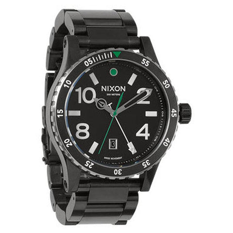 Nixon Diplomat Mens Metal Strap Watches