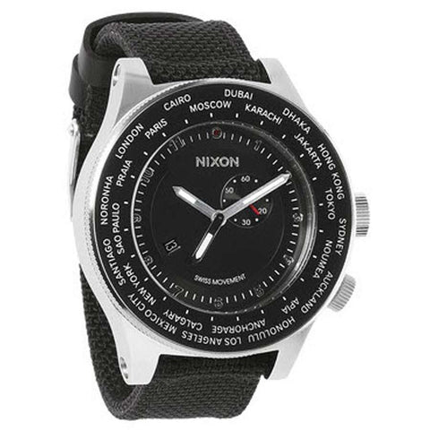 Nixon Passport Men Metal Strap Watches