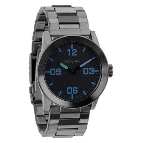 Nixon Private Mens Metal Strap Watches
