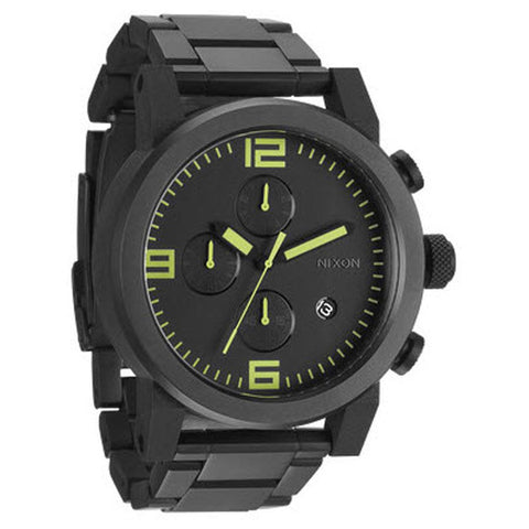 Nixon Ride Mens Stainless Steel Strap Watches