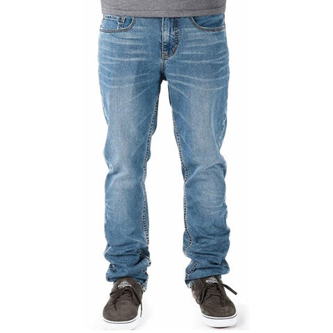 Element Desoto Mens Slim Straight Jeans