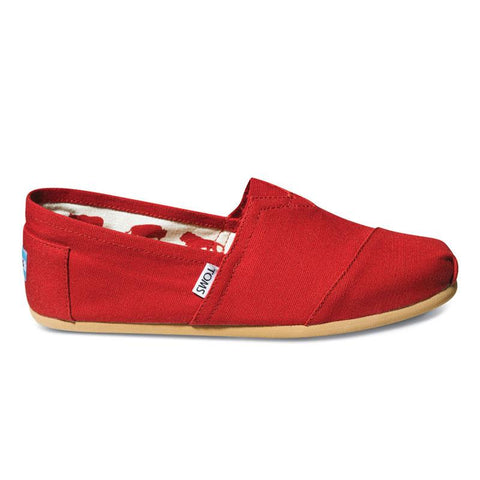 TOMS CLASSICS IN SHOES MENS LIFESTYLE SHOES - MENS SLIP ON SHOES - MENS LIFESTYLE SHOES