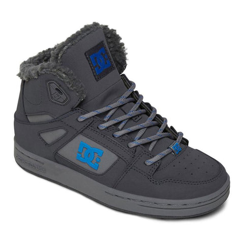 DC Reabound Kids Winter High Tops 2014