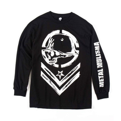 Metal Mulisha Sketched Mens LS Tees