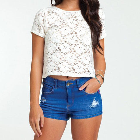 Billabong Salty Sands Womens Fashion Tops