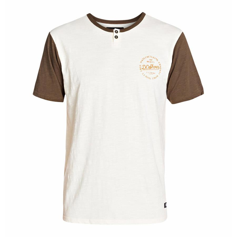DC PIONEER TEE IN MENS CLOTHING S/S T-SHIRTS - MENS T-SHIRTS SHORT SLEEVE - T-SHIRTS