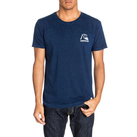 Quicksilver Chest Dingo Mens Short Sleeve Shirts