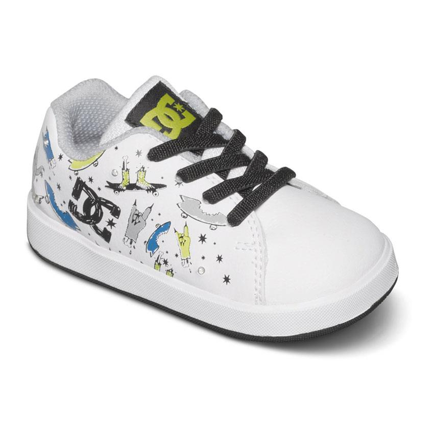 DC PHOS BOYS IN SHOES TODDLER BOYS SKATE SHOES - TODDLER SHOES - KIDS SHOES