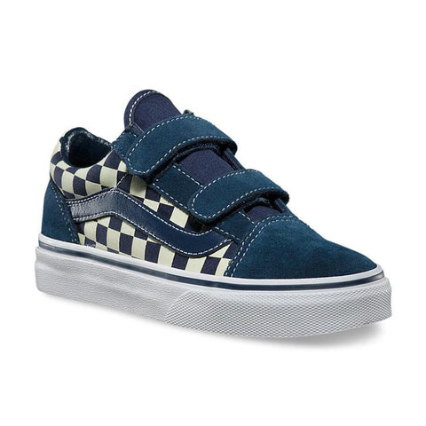 Vans Old School V Kids Skate Shoes