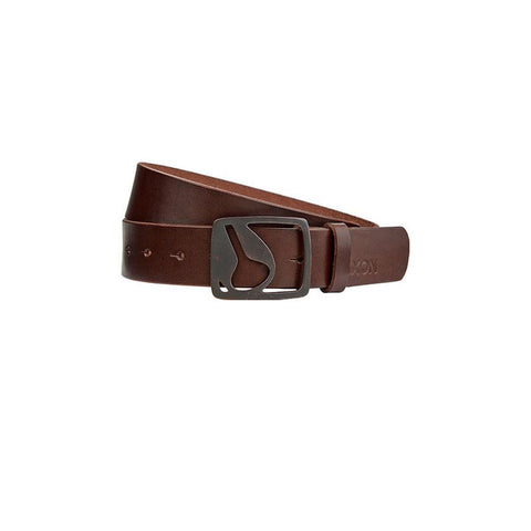 Nixon Icon Cut Out Mens Leather Belts II