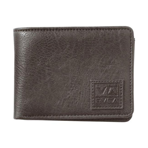 RVCA Wells Bifold Mens Wallets