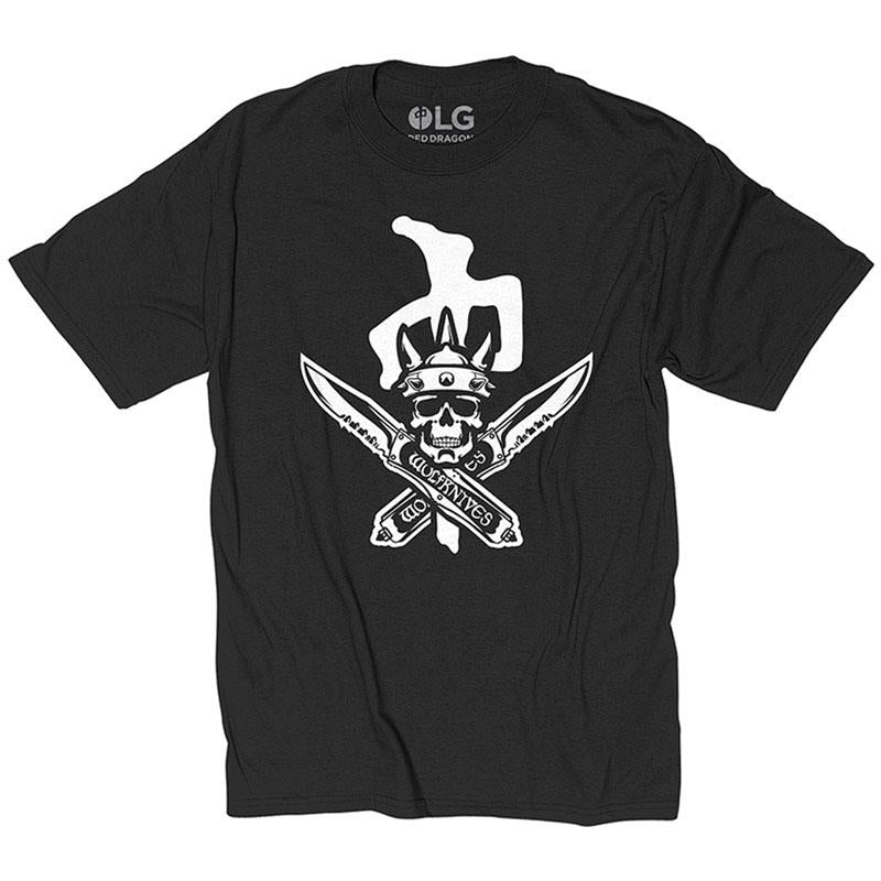 RDS X WOLFKNIVES X BATTLE AXE IN MENS CLOTHING S/S T-SHIRTS - MENS T-SHIRTS SHORT SLEEVE - T-SHIRTS
