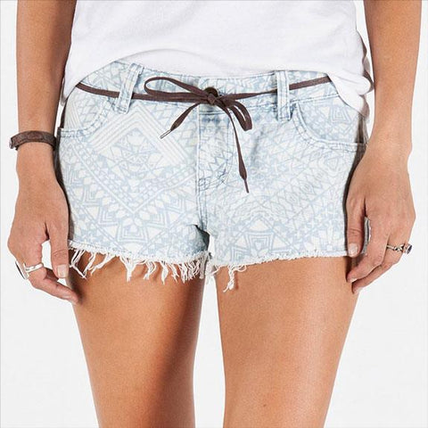 Element Mischa Womens Jean Shorts