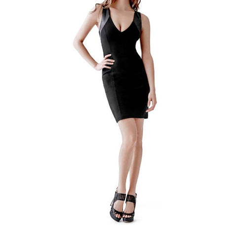 Guess SL Harness Back Womens Evening Dresses