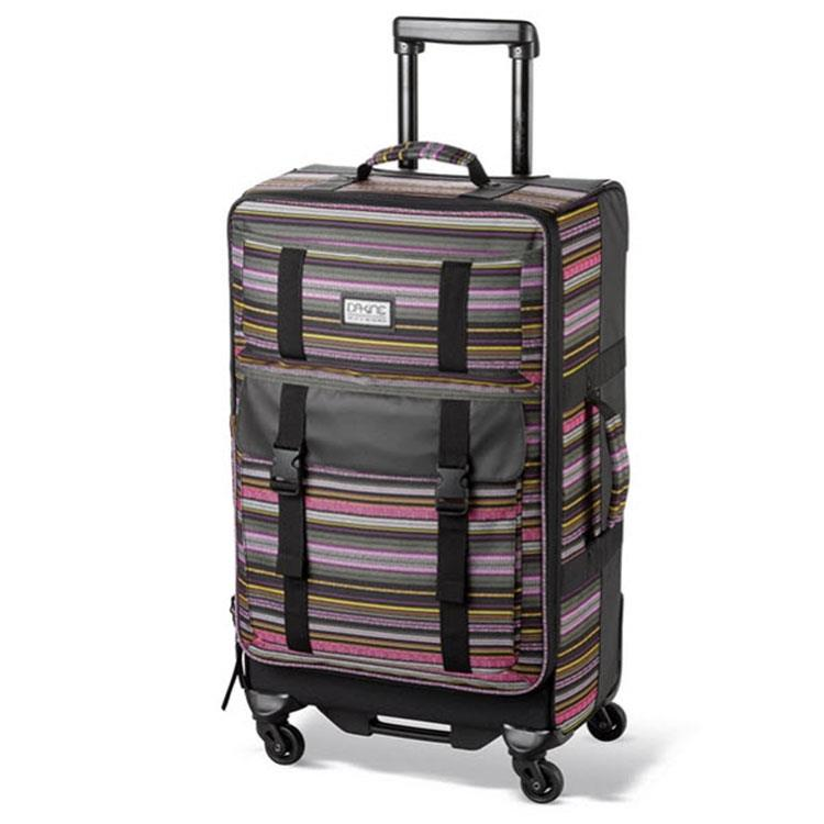 DAKINE WOMENS CRUISER ROLLER 65L IN BAGS LUGGAGE - LUGGAGE - BAGS