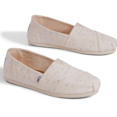 Toms Classic Alpargata Womens Fahsion Shoes