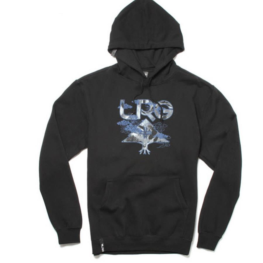 LRG DESTROY TREE PULLOVER IN MENS CLOTHING HOODIES - MENS PULLOVER HOODIES - MENS SWEATSHIRTS