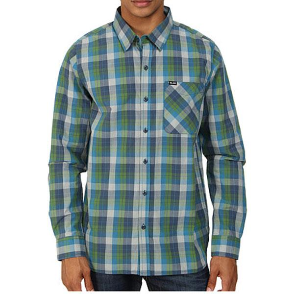 LRG RC PLAID LONG SLEEVE WOVEN IN MENS CLOTHING L/S WOVEN SHIRTS - MENS BUTTON UP LONG SLEEVE SHIRTS