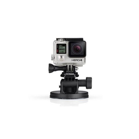 Gopro Suction Cup Mount With Quick Release Base Camcorder