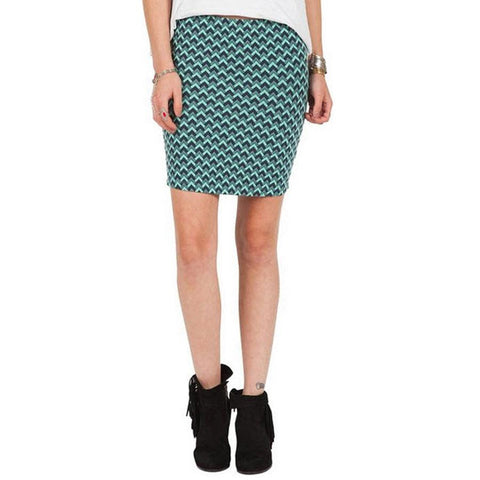 VOLCOM UP NEXT SKIRT IN WOMENS CLOTHING SKIRTS - WOMENS SKIRTS - SKIRTS